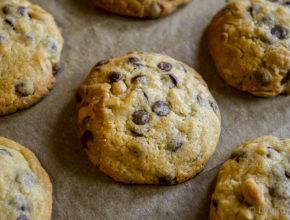 Schoko-Peanut-Cookies