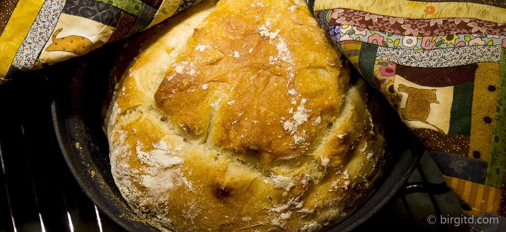 Buttermilchbrot aka Bottermelkstuten – typisch norddeutsch