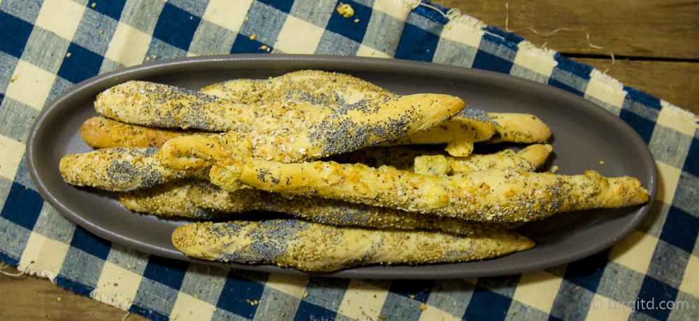 Italienische Grissini – Brote aus aller Welt