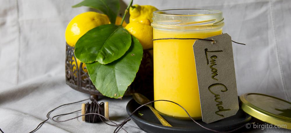 Lemon Curd – die englische Zitronencreme schnell selbstgemacht