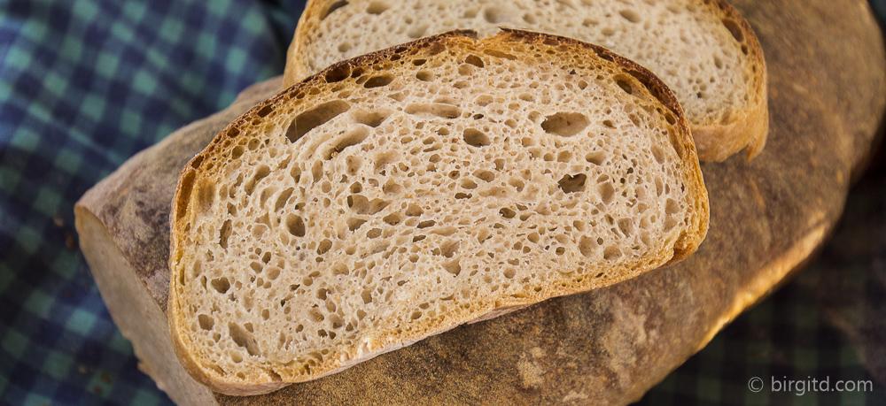 Solothurner Brot – Schweizer Weizen-Vollkornbrot – Brote aus aller Welt