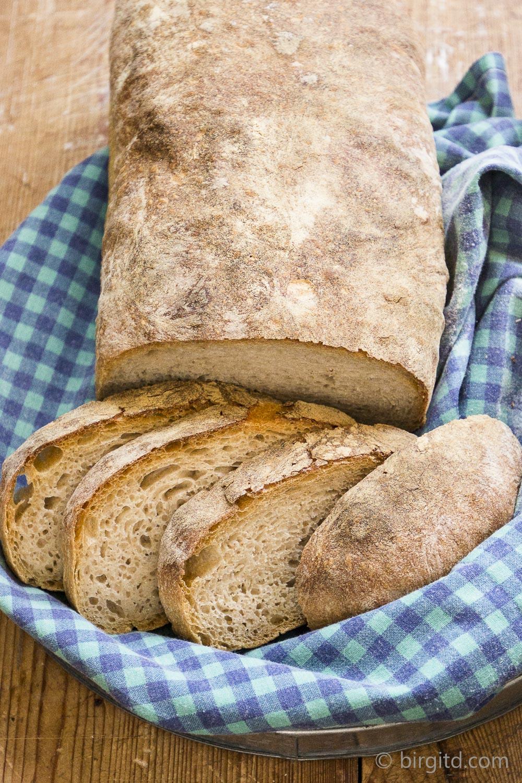 Solothurner Brot im Anschnitt