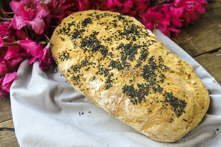 Pane di semola grano duro