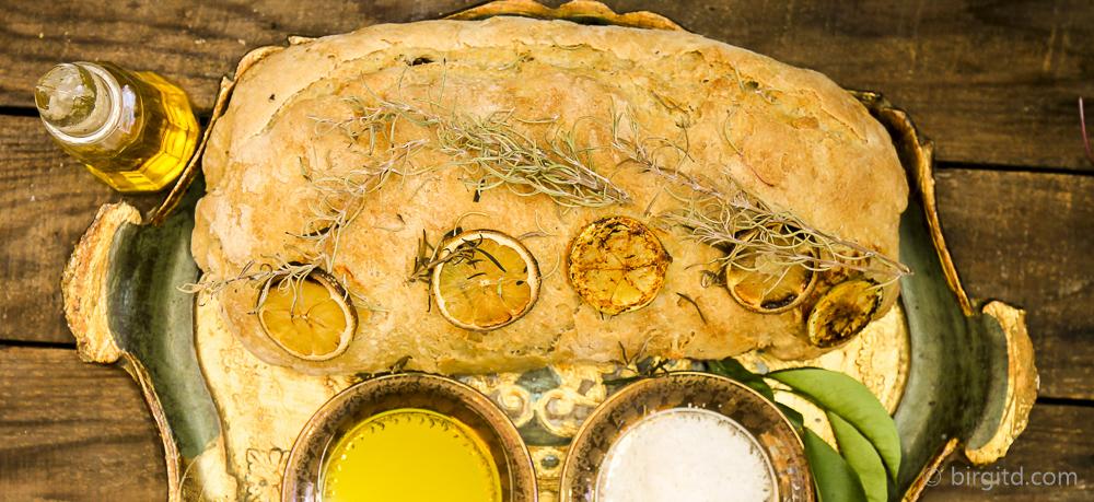 Pane di grano duro (no knead) – Brote aus aller Welt