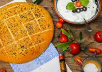 Pide Ekmek, ein türkisches Fladenbrot